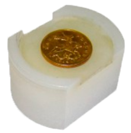 Держатель для монет и плоских образцов